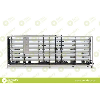 制药纯化水设备 操作简单 运行费用低 科瑞原厂供应