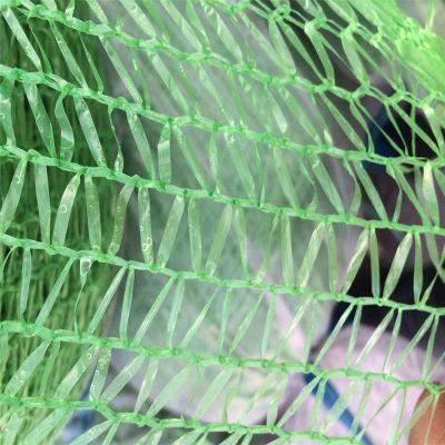 覆盖工地绿网 覆盖土堆网 绿色扬尘网