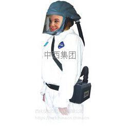 中西(ZZY)电动送风防尘防毒呼吸器 型号:BR19-PRF-102 库号:M405231