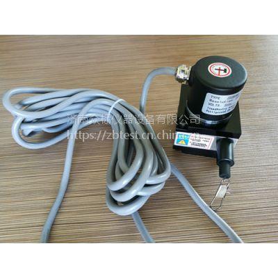 拉绳传感器在工业实践中突出什么特点