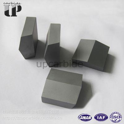 供应YG8硬质合金盾构机刀片 刀头 非标定做 高硬度 耐磨 厂家供应 长价直销