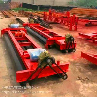 路邦供应4米混凝土摊铺机 二滚轴混凝土摊铺机