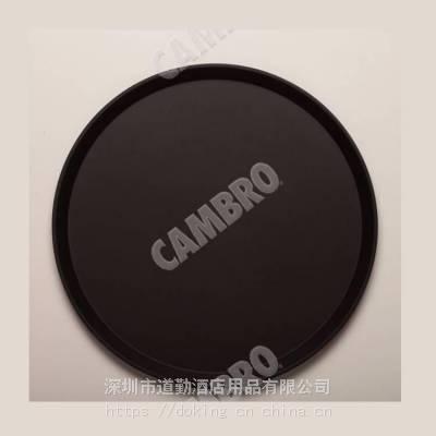 1400CT_美国CAMBRO金宝 酒店餐饮专用托盘 防滑塑胶托盘 圆形托盘