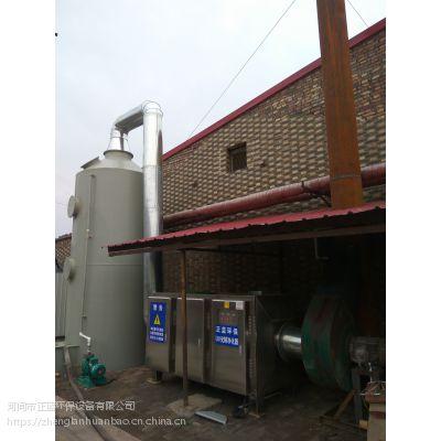 烤漆房废气治理方案,烤漆房废气处理环保设备