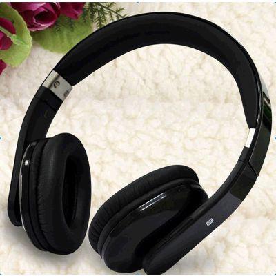 厂家批发谷客H3头戴式蓝牙耳机支持NFC配对无线立体声耳机