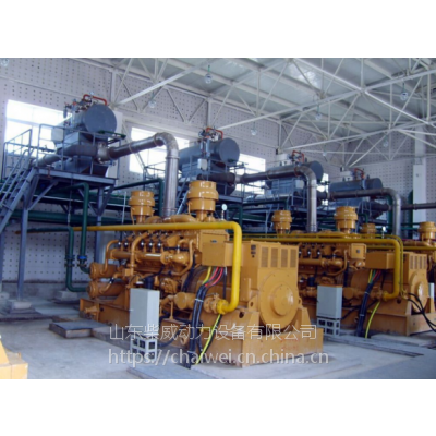 柴威动力CW-600GFZ沼气发电机组