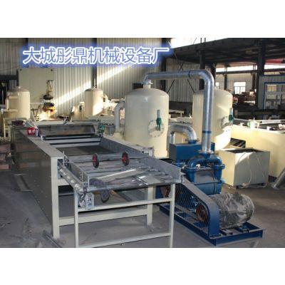 彤鼎AEPS聚合聚苯板设备与TEPS热固复合聚苯板设备的相同处
