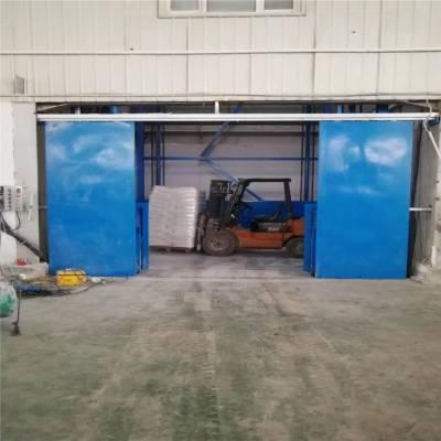 南阳室内2层厂房液压载货升降机液压货梯坦诺生产厂家
