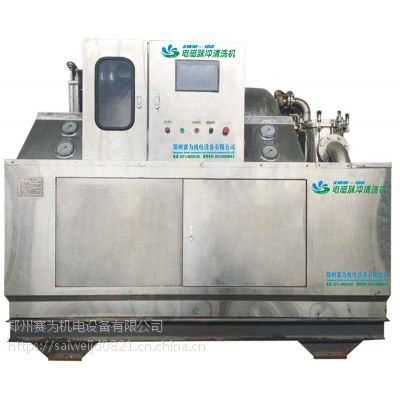 SWM系列换热器电磁脉冲清洗机