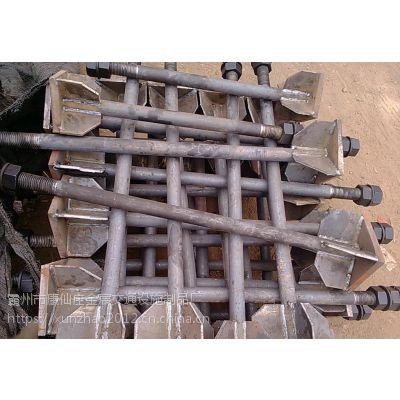 地脚螺栓 订做地脚螺丝 伞把型地脚螺栓 7字地脚螺栓 9字地脚螺栓 建筑预埋件