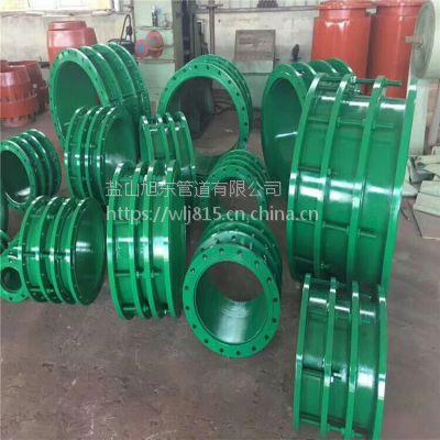 电厂管道伸缩器 钢制伸缩节膨胀节 单双法兰式限位伸缩接头