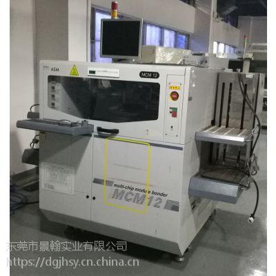 2011年ASM MCM12 DIE BONDING固晶机