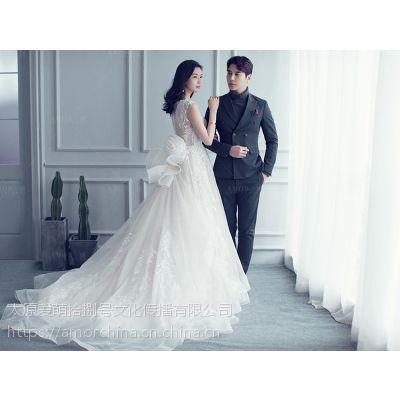 高个子新娘拍摄婚纱照怎么拍 有什么技巧