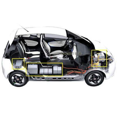 新能源汽车教学设备【新能源汽车控制器开发实验系统】