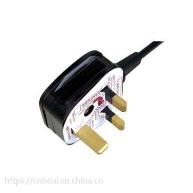 BS认证插头线,插头,电缆线