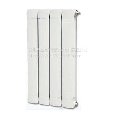 圣烨铜铝复合柱翼型散热器SCTLZY8-6/600-1.0生产供应