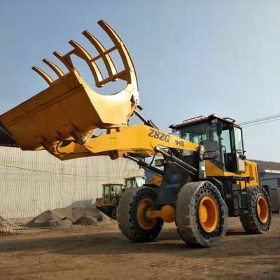 加高臂装载机定做铲粮食专用铲车价格