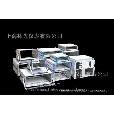 铝合金机箱外壳,金属机箱外壳,机箱插箱,19英寸机箱外壳