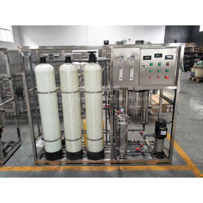 三一科技纯净水设备清洗教程!