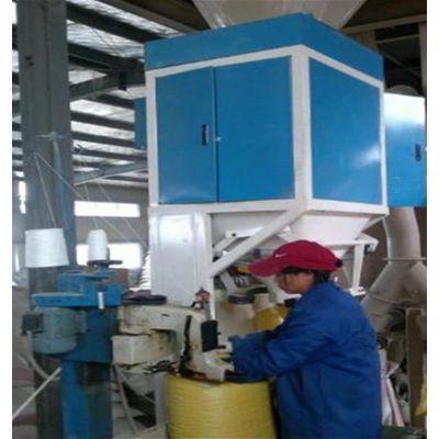 发酵玉米粕定量包装机精准性高