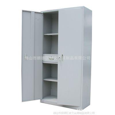 2门铁皮柜, 更衣柜生产厂家, 员工衣柜定制,田园款钢柜