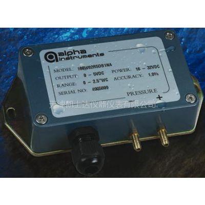 alpha阿尔法MODEL 168微差压传感器/变送器