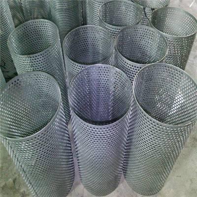 圆孔冲孔板 圆孔网规格 304不锈钢冲孔板厂家