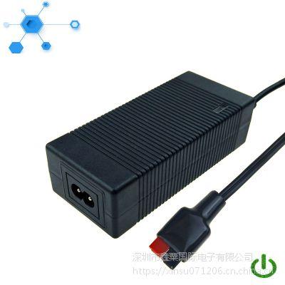 充电器厂家直供12.6V5A锂电池充电器 UL PSE CCC认证充电器
