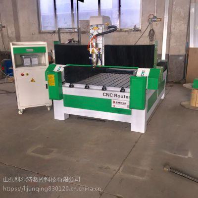 潍坊青州KET-9014重型石材雕刻机 临朐科尔特石碑雕刻机