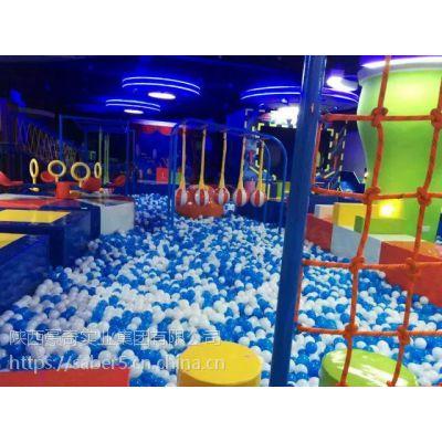 陕西户外儿童游乐场投资需要多少钱