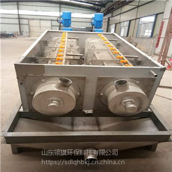 厂家直销叠螺式污泥脱水机省水省电省空间全自动操作无易损件