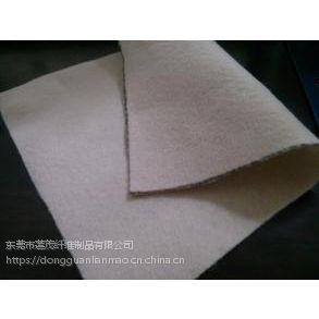莲茂 厂家供应 羊毛针棉 克重250g/㎡宽幅190cm