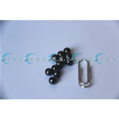 Si3N4珠黑色陶瓷球氮化硅陶瓷材料材质表面光滑耐腐蚀耐高温广东