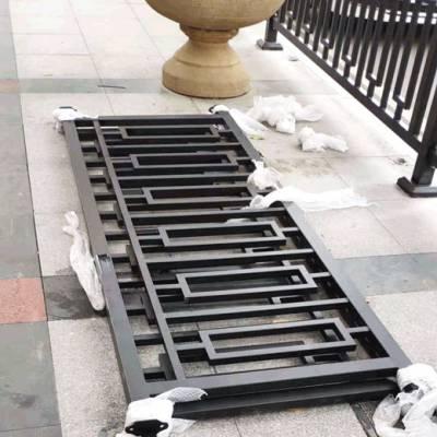 深圳工地冲孔板价格 佛山工地防护栏杆 深圳街道围栏