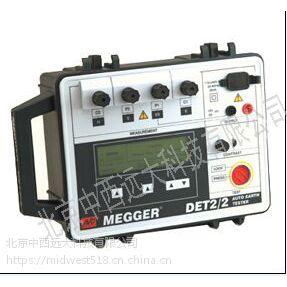 全自动数字式接地电阻测试仪中西 HY50-DET2/2 库号:M407741