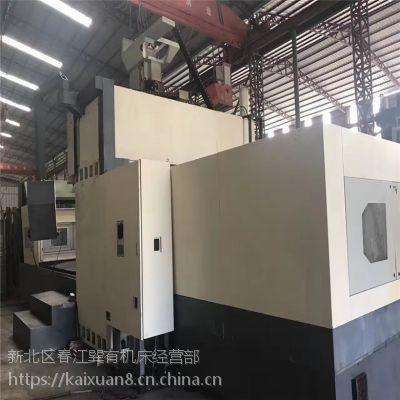 出售二手2.7X4米数控龙门镗铣床台湾产4027