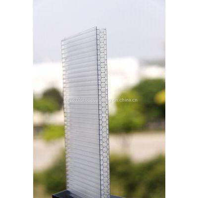 PC蜂窝板,阳光板,聚碳酸酯板,PC阳光板 - 温室大棚,工业建筑专业产品!