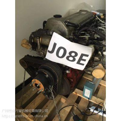 日野J08E发动机总成