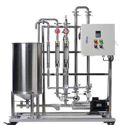 乳化油切削液废水处理装置轩科