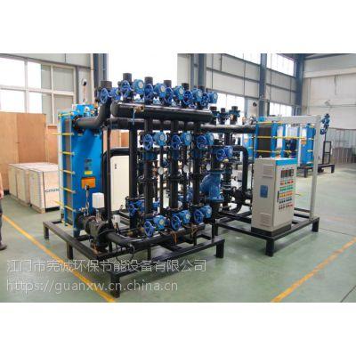 厂家直销整染厂漂染退浆机污水热处理 废水热回收 余热回收机XC-GY12
