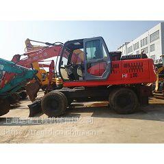 出售120轮胎式挖机80轮胎式挖机