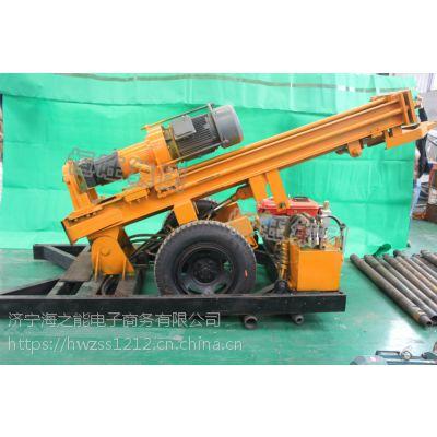 恒旺 HQZ-150轮式气动水井钻机 行走式气动钻机 厂家现货