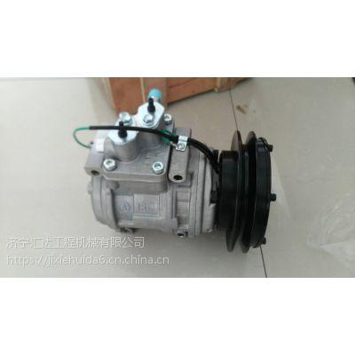 小松原厂挖掘机PC200-8空调压缩机 18888306210孟