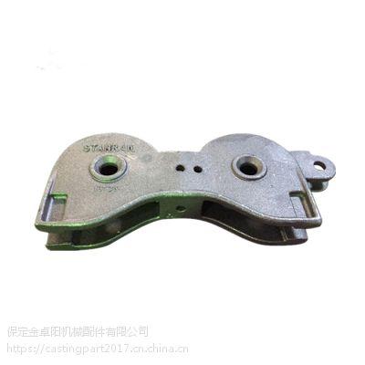保定金卓阳供应定制水玻璃精密铸造碳钢件