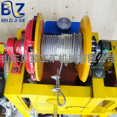新品上市 贝兹汽油动力可拆解50米岩心取样钻机 地矿勘探设备