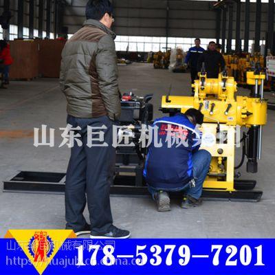 厂家直销HZ-200Y型钻井机回转式钻机 小型液压地表钻机
