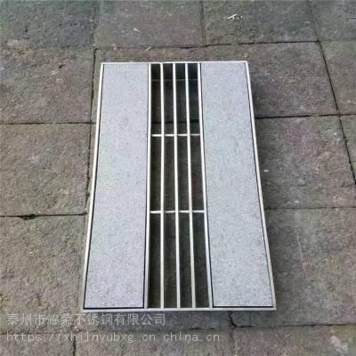 泰州市耀荣新型不锈钢井盖批发供应