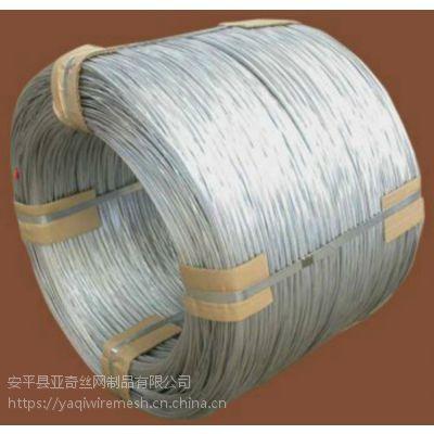 加工冷拔丝 镀锌铁丝整吨发货-安平县亚奇丝网制品有限公司