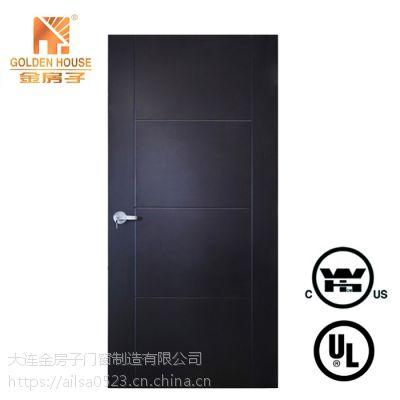 20mins ul wooden fire doors