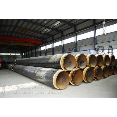 吉林四平市地埋式预制保温管发泡预制直埋保温管执行GB/T 29047-2012标准